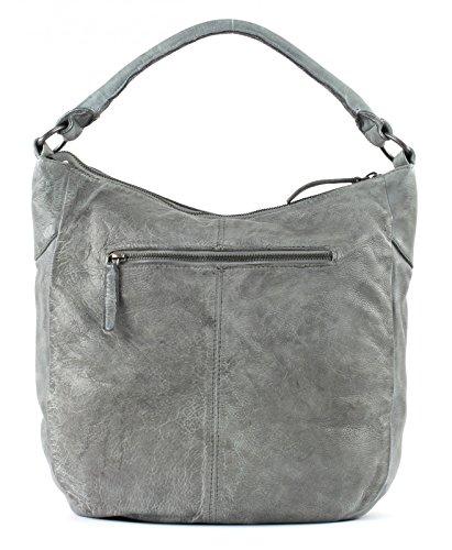 FredsBruder Popular Beuteltasche grey_grey x