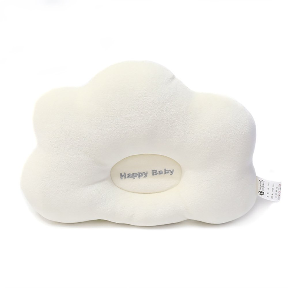 Infant Baby Pillows for Sleeping Flat Head, Cotton Baby Protective Pillow for Newborn AHZZY