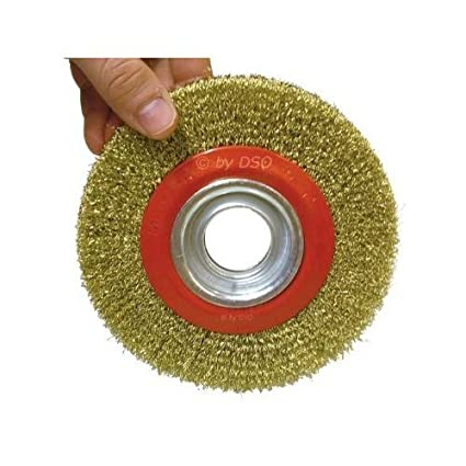 6 Wire Wheel For Bench Grinder | Toolzone 6 Wire Wheel For Bench Grinder Amazon Co Uk Diy Tools