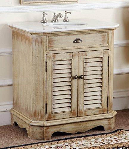 � Cottage look Fairfield Bathroom Sink vanity Model CF-47524 (Fairfield Bath Vanity)