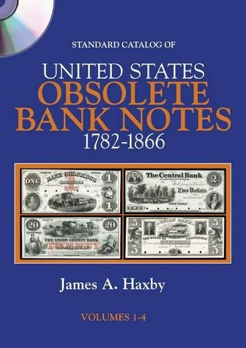1-4: Standard Catalog of United States Obsolete Bank Notes (CD)
