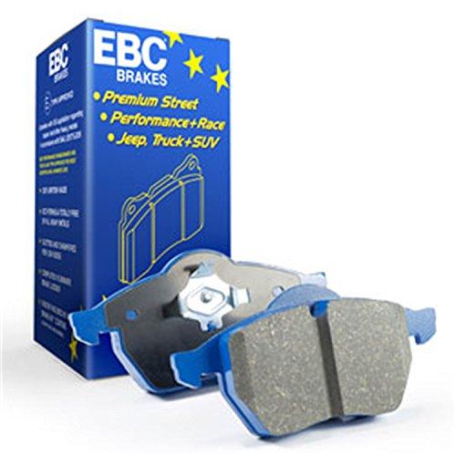 EBC Brakes DP53023NDX EBC Bluestuff NDX Full Race Brake Pads EBC Bluestuff NDX Full Race Brake Pads