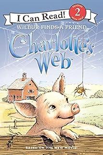 charlottes web wilbur finds a friend i can read book