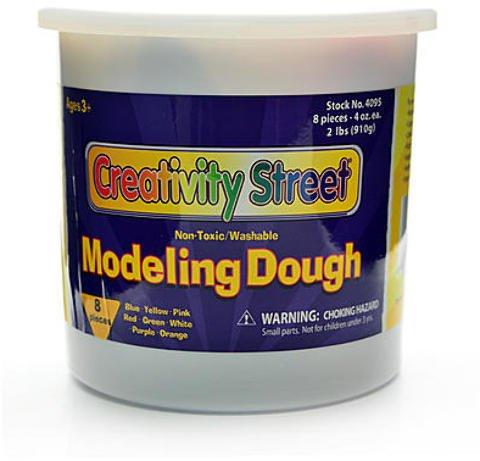 The Chenille Kraft Company Creativity Street Modeling Dough 1 pcs sku# 1847153MA