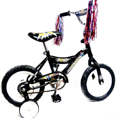 Brand New MY BIKE 12 inch Bicycle For Boy Color Black