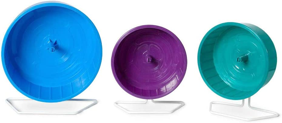 Karlie 84421 Rueda Plástico Willy, 20 cm de Diámetro, Multicolor