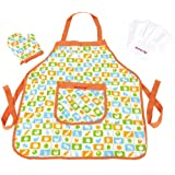 Hape Kid's Chef Apron Set