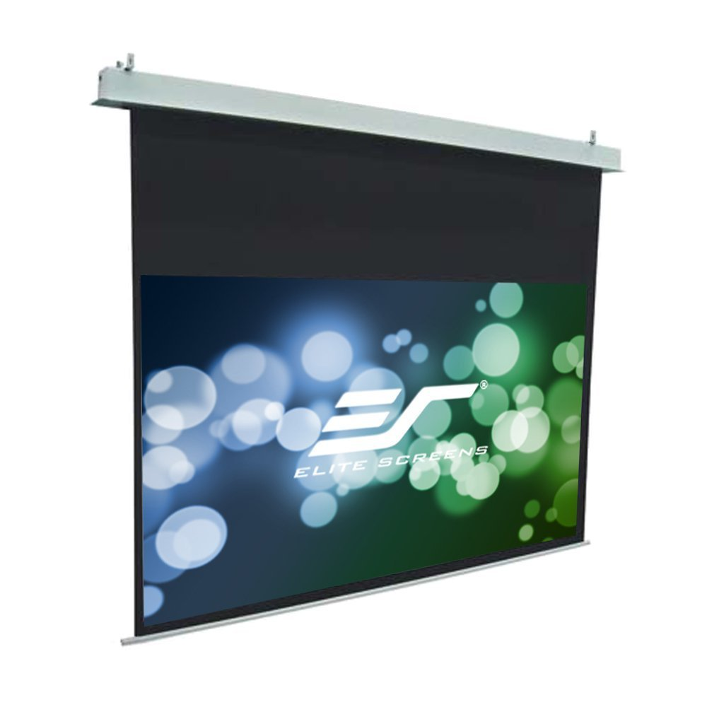 Elite Screens Evanesce Plus, 180-inch 4:3, Large Venue In-Ceiling Electric Projection Projector Screen, IHOME180VW2-E12