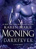 Front cover for the book Darkfever by Karen Marie Moning