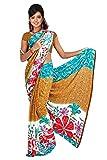 Bhavani Georgette Printed Casual Saree Sari Bellydance fabric