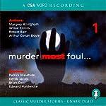 Murder Most Foul, Volume 1 | Wilkie Collins,Robert Barr