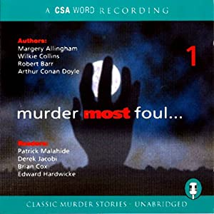 Murder Most Foul, Volume 1 Audiobook