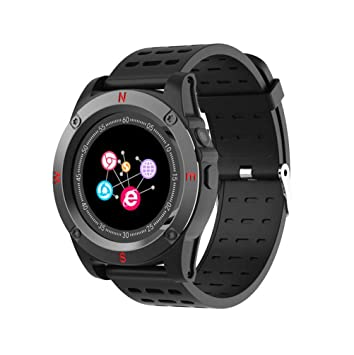 Boyuan ST5 Bluetooth Smart Watch con cámara Facebook Whatsapp ...
