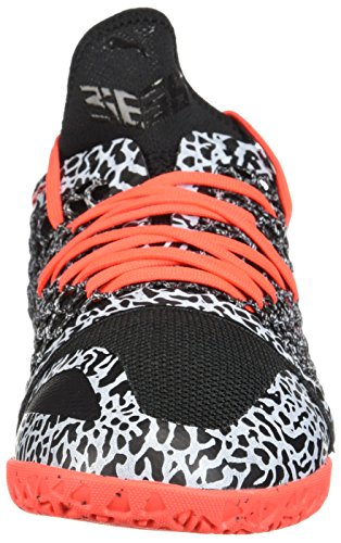 10 Texture US M Shoe Netfit Men's CT 365 Blast Ignite White Black Red Soccer PUMA aqAI76