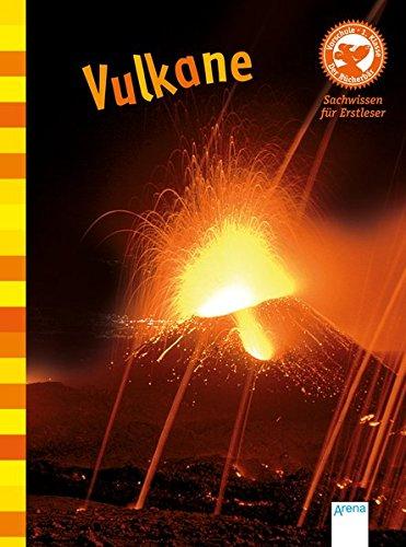 Vulkane: Der Bücherbär: Sachwissen für Erstleser