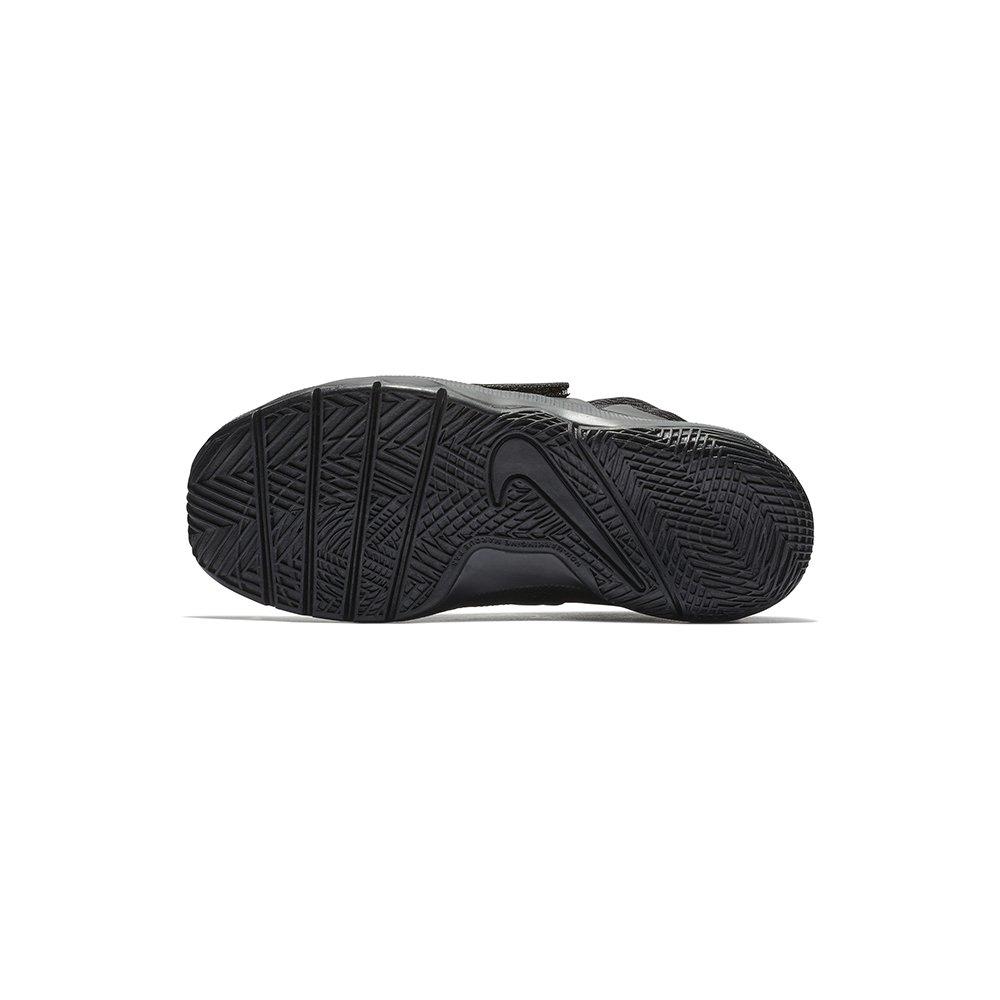 new product afa0e b52bf NIKE Team Hustle D 8 (PS), Chaussures de Basketball garçon 881942. Agrandir  l image