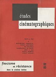 Fascisme et résistance dans le cinéma italien