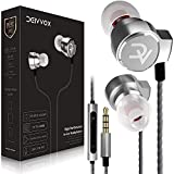 Best Earbuds With Microphone And Volume Controls - Deivvox Earphones - Wired Earbuds with Microphone Mic Review