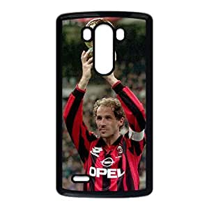 Ac Milan LG G3 Cell Phone Case Black y2e18-398725