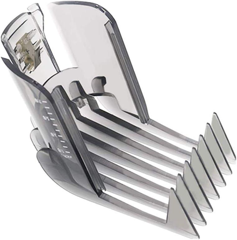 De repuesto cortadora de pelo peine Compatible para Philips qc5105 QC5115 QC5120 QC5125 QC5130 QC5135