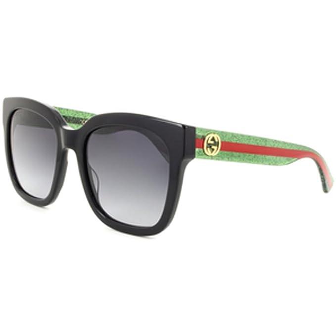Gafas de Sol Gucci GG 0035S 002: Amazon.es: Ropa y accesorios