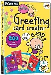 Bubblegum Greeting Card Creator PC CD Over 200 Templates
