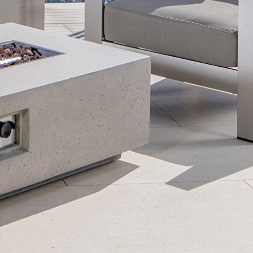 Crested Bay Patio Furniture Outdoor Aluminum Sectional