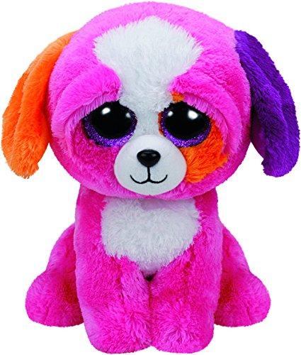 Ty Precious Dog Plush, Medium (Beanie Boos Sports)