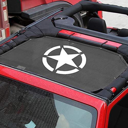 Monland camionetta La Versione Wrangler2 per LIsolamento del Tetto Fornisce La Copertura di Protezione UV con Il Marchio a Cinque Stelle