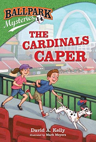 (Ballpark Mysteries #14: The Cardinals Caper)