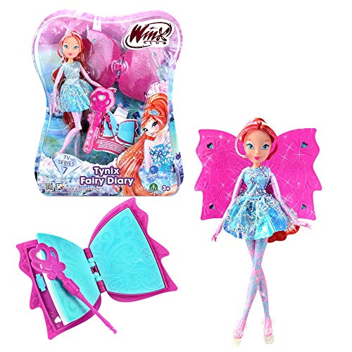 Giochi Preziosi Winx Tynix Fairy Diary TBC 431, Multicoloured, 8056379064060