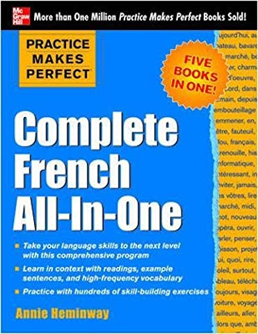 Practice Makes Perfect: Complete French All-in-One (French Complete Course)