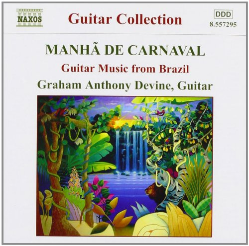 Classical Guitar Shop - Guitar Music from Brazil