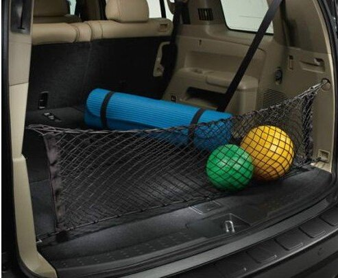 9 MOON® With Mounting Screw Envelope Style Trunk Cargo Net for NISSAN Xterra ROGUE MURANO (Xterra Nissan Accessories compare prices)