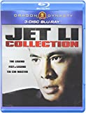 Dragon Dynasty Triple Feature-Jet Li Collection [Blu-ray]