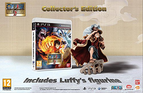 One Piece Pirate Warriors 2 Collector's Edition Ps3 by Bandai