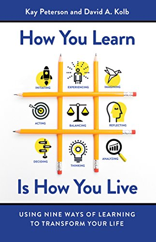 Kolb the best amazon price in savemoney how you learn is how you live using nine ways of learning to transform your fandeluxe Gallery