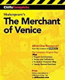 CliffsComplete Merchant of Venice by William Shakespeare (2000-04-25)