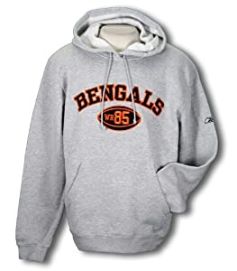 Cincinnati Bengals CHAD OCHOCINCO NFL Men Hoodie, Gray