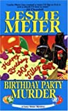 Birthday Party Murder, Leslie Meier, 1575668335