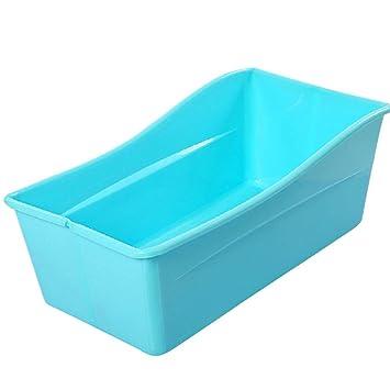 New Folding Baby Bath Tub Children Folding Bath Baby Swimming Pool Large  Children Can Enjoy Bath