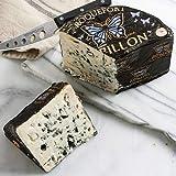 Roquefort AOP Papillon Black Label Half Moon (3 pound)