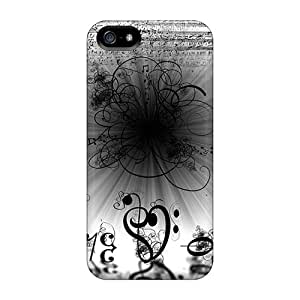Fashion Design Hard Case Cover/ GEH1195eYMy Protector For Iphone 5/5s