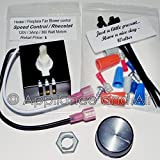 NEW QuadraFire Blower Control Box and Wire Harness SRV7000-194