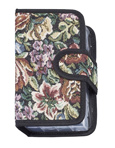14 Day Pill Organizer (EasyComforts 14 Day Medicine Pill Holder - Floral)