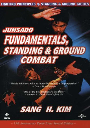 Junsado Fundamentals, Standing and Ground Combat by Turtle Press