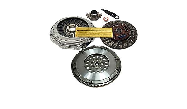 exedy Kit de embrague & 16 libras Pro-Lite volante 04 - 14 Subaru Impreza WRX STI 6 SPD: Amazon.es: Coche y moto