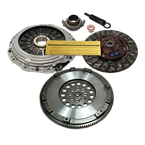 EXEDY CLUTCH KIT & 16 LBS PRO-LITE FLYWHEEL 04-14 FOR SUBARU IMPREZA WRX STi 6 SPD ()