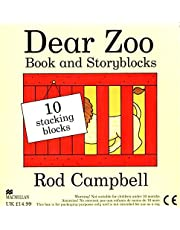 Dear Zoo Book and Storyblocks