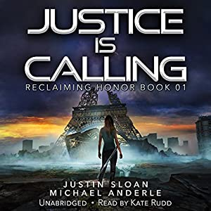 Justice Is Calling Audiobook